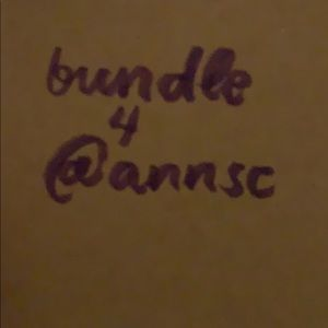Other - Bundle for Anne